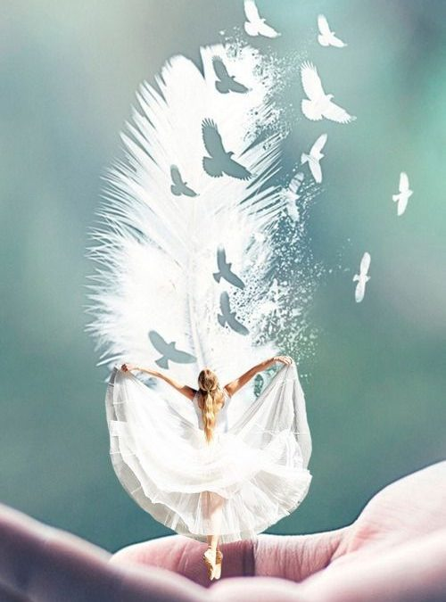 Bailar el aire